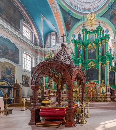 Stebuklas Vilniaus Stačiatikių Vienuolyne