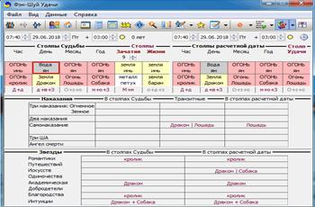 Kompiuterinė programa Sekmės FS - 4