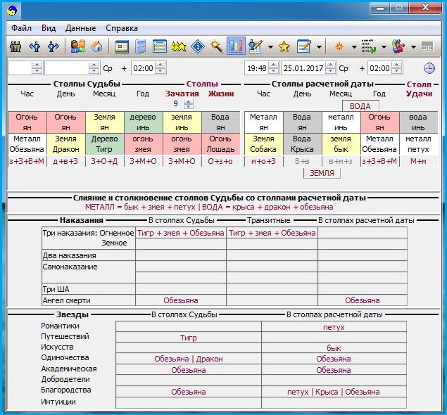 Kompiuterinė programa Sėkmės FS - 4
