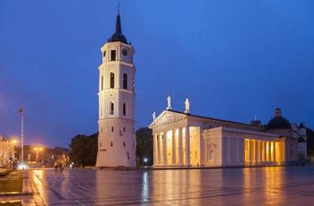 Laiko parinkimas Vilniuje