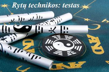 Rytų technikos: testas