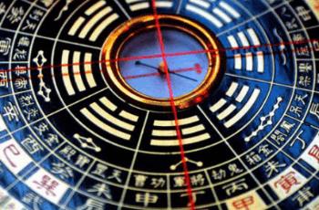 Mokymai Fengšui kompasas