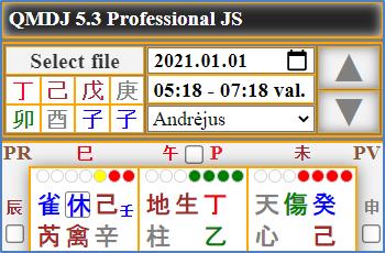 Programa QMDJ 5.3 Professional