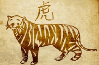 Tigras zodiako ženklo savybės