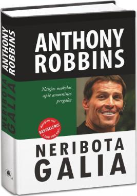 Minčių energija Anthony Robbins Neribota galia